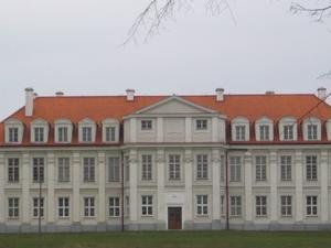 Wolborz - Residencia de obispos