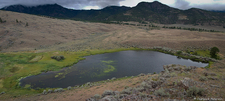 Wolf Lake Trail - Yellowstone - USA