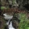 Wolfsklamm Gorge, Stans, Tyrol, Austria