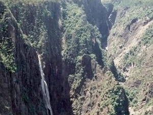 Wollomombi Falls
