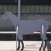 Iron Horse Sculptures
