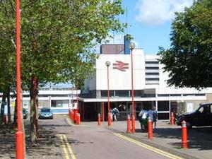 Wolverhampton Estación