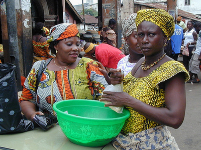 Womens In Sierra Leone