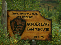 Wonder Lake Campground