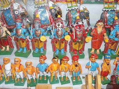 Wood Craft Models