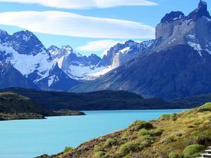 W Trek - Torres del Paine Photos