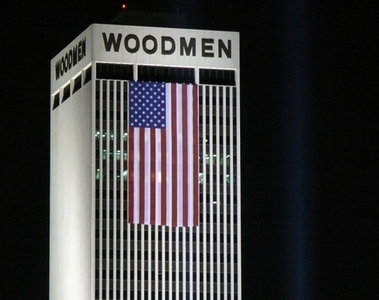 Woodmen Tower Marked The Fifth Anniversary