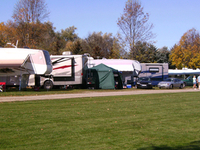 Woodstream Campsite