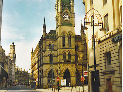 Wool Exchange Bradford