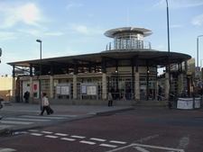 Woolwich Arsenal Station Building