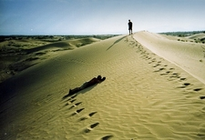 Wordless Gobi Desert - Mongolia