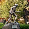 "World War I ""Doughboy"" Monument In Riverfront Park - Harrisburg PA"