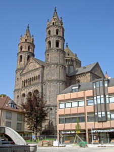Reconstructed Cathedral Of Worms