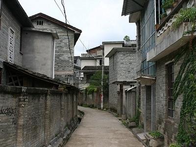 Wu Yi Shan Street & Houses