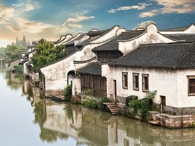 Wuzhen Water Town - Zhejiang