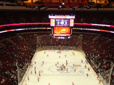 Wells Fargo Center Prior