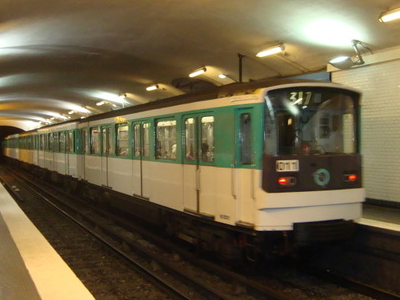 Line 3 At Wagram