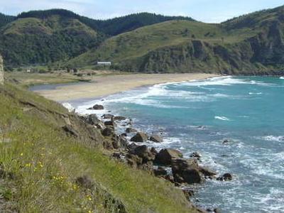 Waipatiki Beach