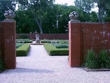 Walled Garden At Allerton Park