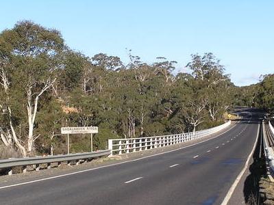 Warri Bridge Kings Highway