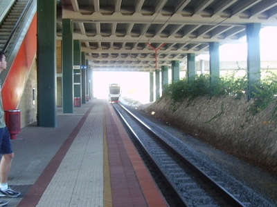 Warwick Station