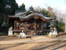 Waterfall Castle Shrine