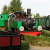 Narrow Gauge Railway Museum In Wenecja