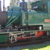 West Coast Wilderness Railway Steam Locomotive