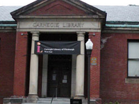 West End Branch of the Carnegie Library of Pittsburgh