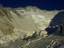 Western Cwm And Lhotse