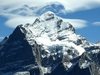 The Wetterhorn Above Grindelwald
