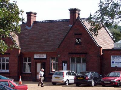 Weybourne Station