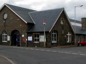 Wick estación de tren