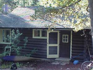 Wild Basin House