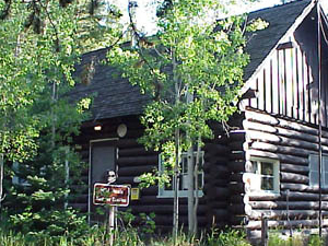 Wild Basin Ranger Station