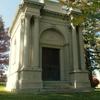 William J . Barker Mausoleum In Fairmount Cemetery