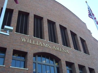 Williams Arena Entrance