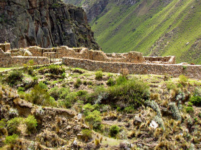 Willkaraqay Ruins