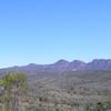 Wilpena Pound – Taken At Bunyeroo Or Brachina Gorge.