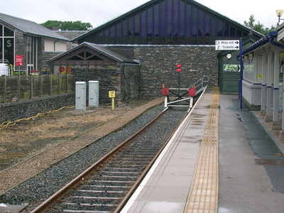 Windermere Railway Station