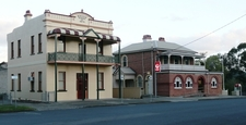 Wingham Library And Post Office