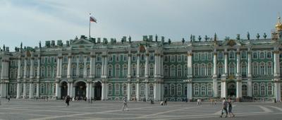 Winter  Palace  Facade  I I