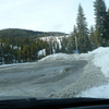 Winter Road Montana