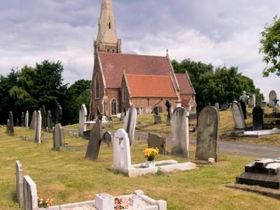 Witton Cemetery Birmingham