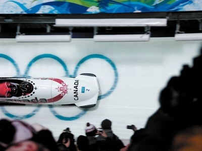 Bobsleigh Two-Woman Event Final