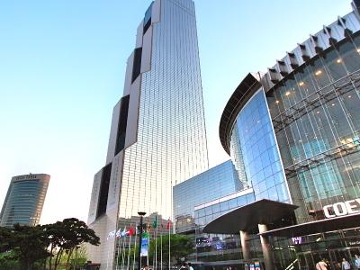 World Trade Center Seoul South  Korea