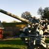 WWII Anti-aircraft Gun On Maritime Mount