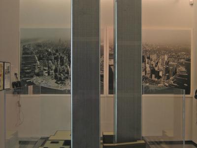 WTC Model At Skyscraper Museum