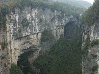 The Three Natural Bridges