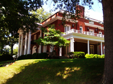 West Virginia Governors Mansion